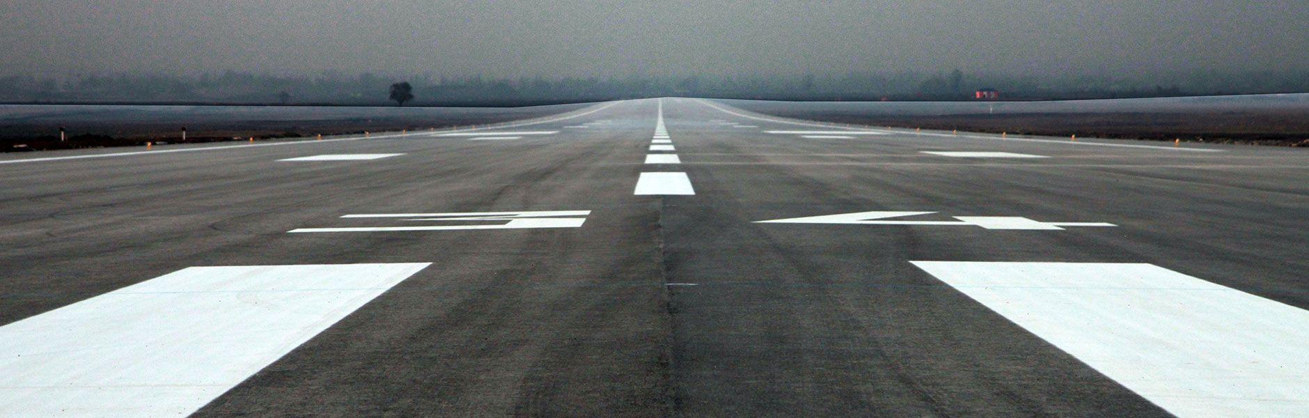 Construction of Gabala International Airport
