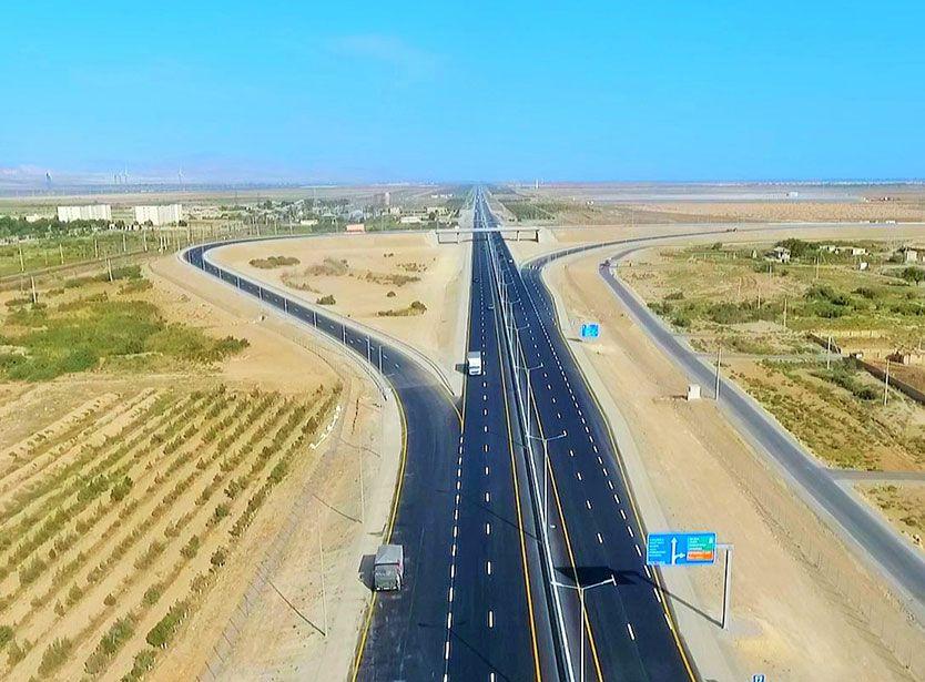 M-1 Bakı-Quba-Rusiya Federasiyası ilə dövlət sərhədi yeni avtomobil yolunun tikintisi (Lot1-4, km 0+000 ÷ km 92+000)