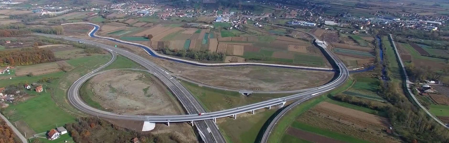 Construction of highway E 763: Belgrade-Juzni Jadran, Republic of Serbia